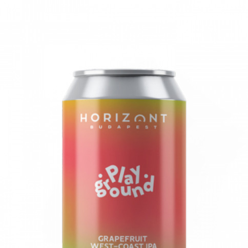 Horizont Brewing Playground Grapefruit 0.33