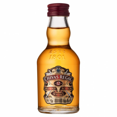 Whisky Chivas Regal 0.05