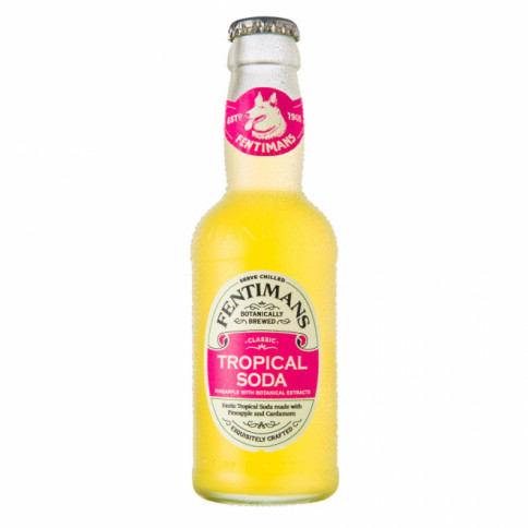 Fentimans Tropical Soda 0.125